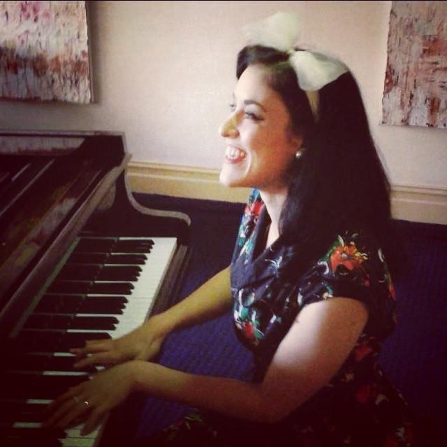 on job piano